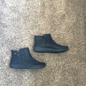 97ff48ba Earth Spirit. Earth spirit: black ankle boots ...